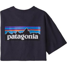 Patagonia P-6 Logo Responsibili-Tee Men, violet